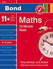 Bond 10 Minute Tests Maths 9-10 Years by Sarah Lindsay (Pamphlet, 2008)