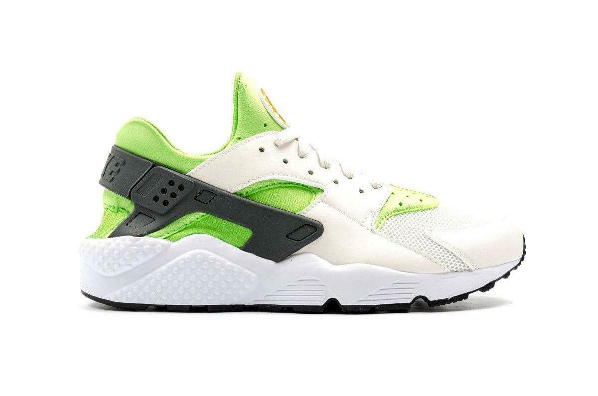 Hombre Nike Nike Nike Air Huarache Zapatillas blancooas 318429 304 b40c76