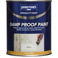 Johnstones Paint Damp Proof Paint 750ml