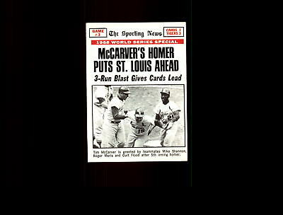 1969 Topps 164 World Series Game 3 Tim Mccarver W Maris Ex-mt #d649017 Top Watermelons Sports Mem, Cards & Fan Shop