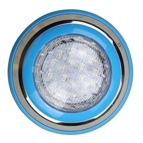 AC12V 9 W DEL Underwater /& Spa Lumière piscine Lumière étanche IP68 Lampe