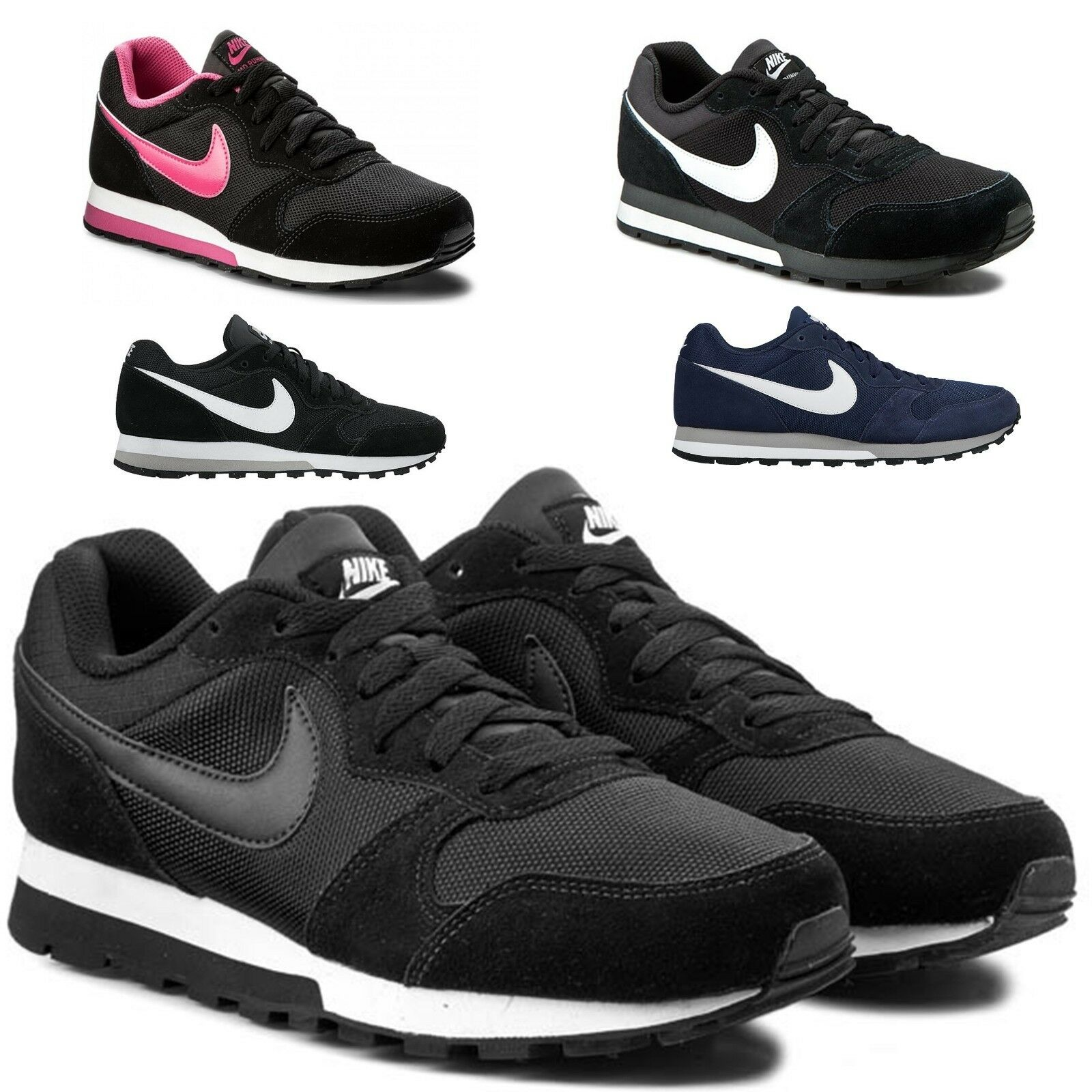 Nike MD Runner 2 Men's Sports shoes Sneakers Trainers  - All colors And Sizes