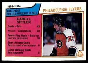 1983-84-O-Pee-Chee-Darryl-Sittler-257