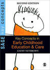 Key Concepts in Early Childhood Education and Care by Cathy Nutbrown (Paperback, 2011)