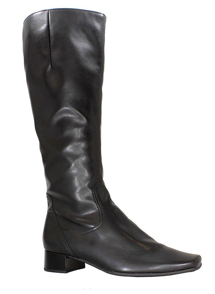 Schaftweite schwarz Langschaft Stiefel Gabor Mittel NEU