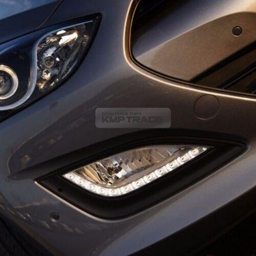 Genuine Parts Bumper DRL Fog Light Lamp Assy RH For HYUNDAI 2013-2017 Elantra GT