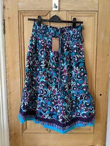 Fat Face Polynesia Summer Beach Dress BNWT Size 16