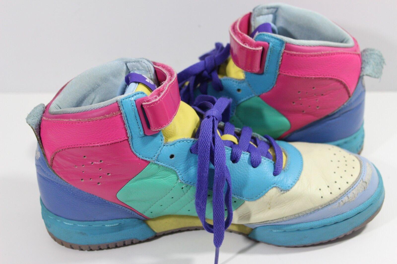 Adidas 020054 Grace Mid Mehrfarbig Athletic Fashion Sneakers Damen US 8.5 (W)