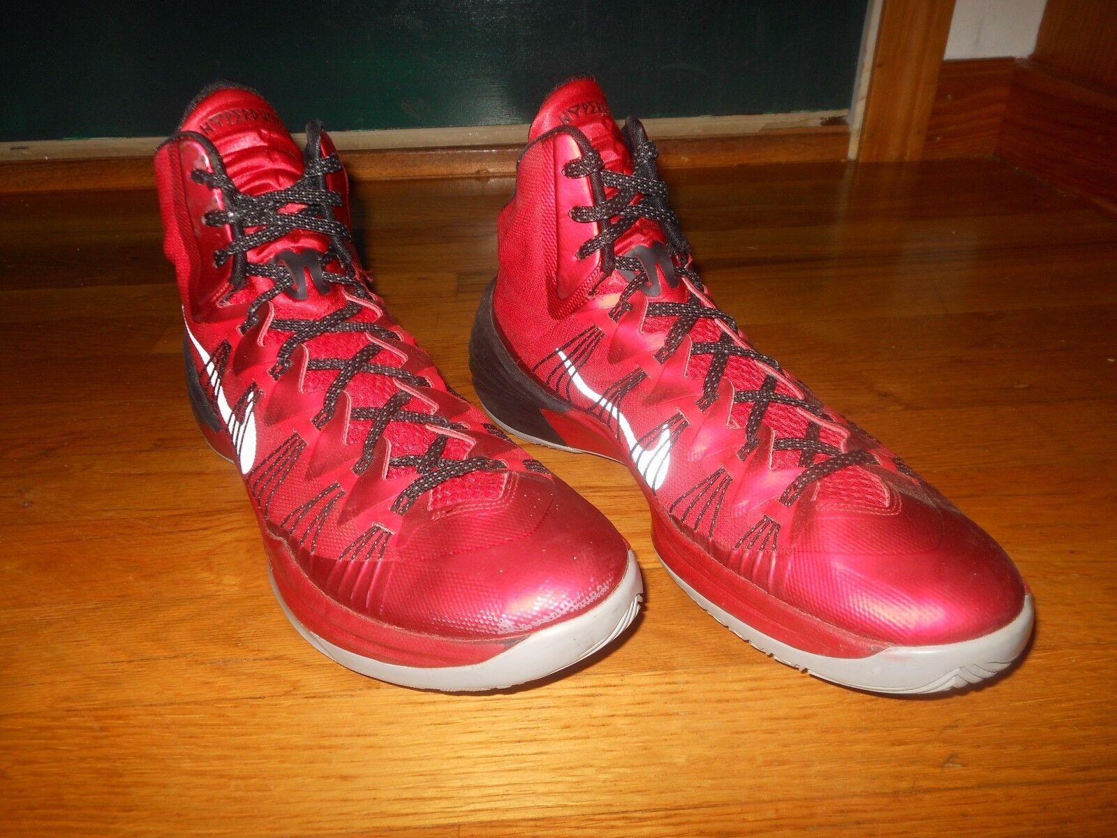Nike basket hyperdunk scarpe da basket Nike - uomini sz 12 m - 599537-602 - eccellente cond 299802