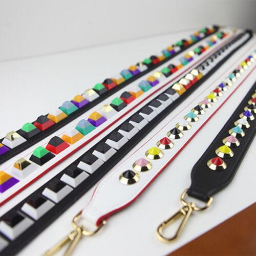 Fashion Bag Strap Crossbody Replacement Shoulder Handbag Wallet Purse Handle