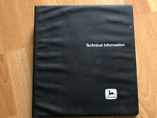 John Deere Nippondenso Amp Roto Diesel Injection Technical Service Manuals