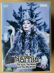 The-Lion-The-Witch-amp-The-Wardrobe-DVD-BBC-Chronicles-of-Narnia-TV-Classic