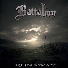 BATTALION - Runaway (NEW*US METAL KILLER*REREL.+ 7 BONUS*LETHAL*SACRED WARRIOR)