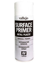 Vallejo - Primer spray bianco