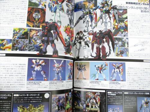 GUNPLA Gundam Plastic Models 30th Anniv Guide Pictorial 2010 Art Book