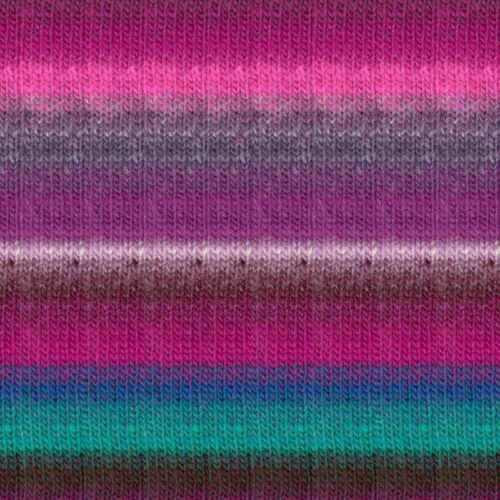 100/% wool yarn Geisha NORO :Kureopatora #1038: