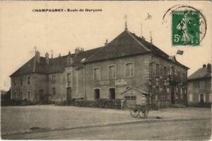 CPA CHAMPAGNEY Ecole de Garcons (1114952)