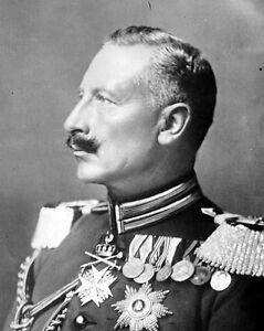 New-8x10-World-War-I-Photo-Kaiser-William-Wilhelm-II-Last-German-Emperor