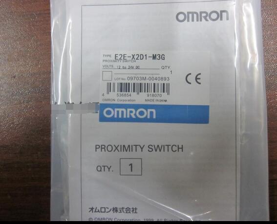 Fst   New in box OMRON E2E-X2D1-M3G