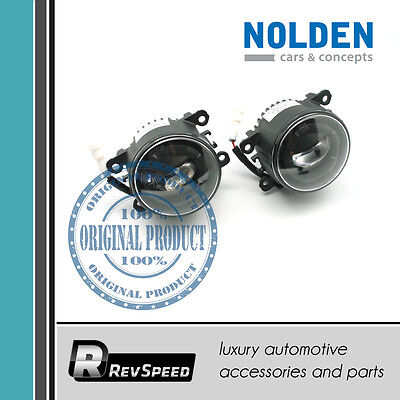 Nolden LED Fog Lights Land Rover Discovery 4 Range Rover Freelander #LR001578