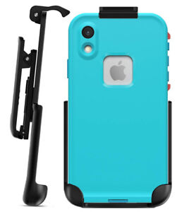 quality design b6062 807fa Details about Belt Clip Holster For Lifeproof Fre Case- iPhone XR (case NOT  Included) Encased