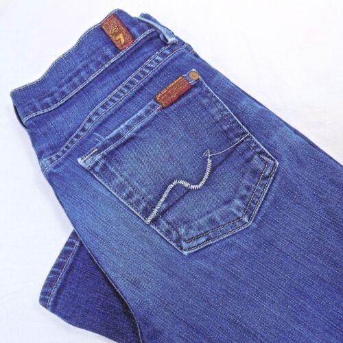 Gamba dritta For Taglia Mankind All donna 25 25 7 Jeans 29 xXFBqxwC