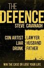 The Defence by Steve Cavanagh (Paperback, 2015)