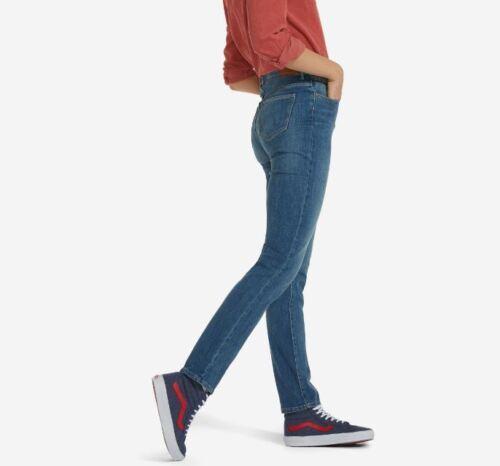 jeans donna wrangler high rise slim w27g9197t colore into the groove vita alta