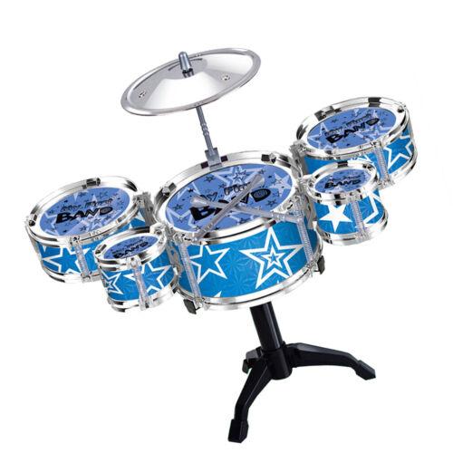Zufällige Farbe Regal Schlagzeug Kinder Musikinstrumente Spielzeug