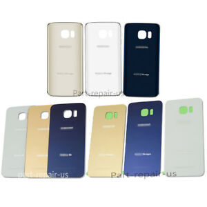 OEM-Battery-Cover-Glass-Housing-Back-Door-For-Samsung-Galaxy-S6-G920-EDGE-plus
