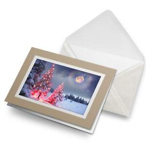Greetings-Card-Biege-Christmas-Tree-Winter-Wonderland-16713