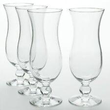 Libbey 14.5-Ounce Hurricane Glass, Clear, 4-Piece set