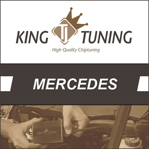 Mercedes Benz E 63 AMG W211 (514PS) - Chiptuning Chip OBD2 Powertuning/Ökotuning