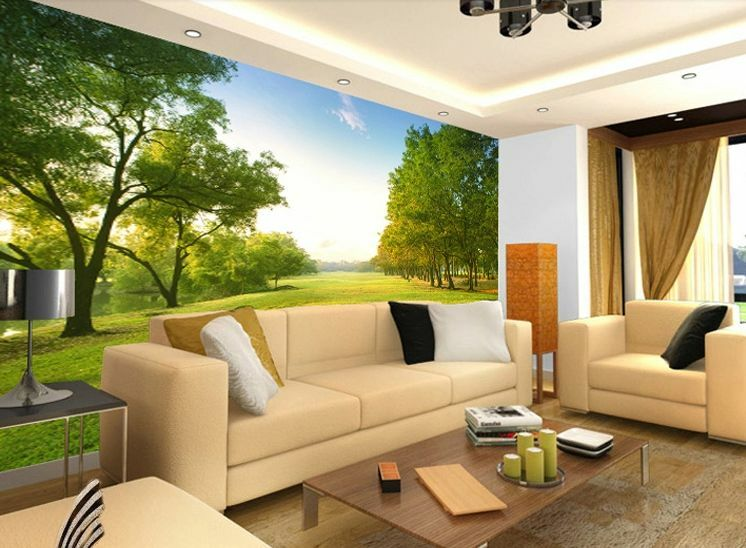 3D Meadow Woods 51 WallPaper Murals Wall Print Decal Wall Deco AJ WALLPAPER