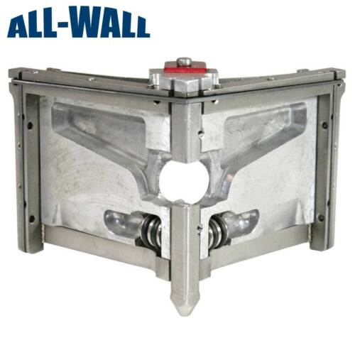 "Level5 3.5"" Drywall Angle Head Corner Finisher Tool Fits Most Angle Boxes"