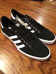 cheap for discount 6f9d8 f4acf Image is loading Adidas-Skateboarding-Lucas-Premiere-ADV-Black-White-White-