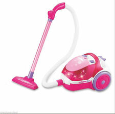 Play Vacuum Cleaner Hoover Fun Realistic Toy Pink with Light Sound