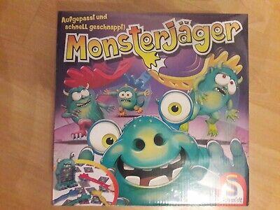 Monsterjäger Spiel