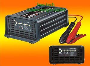 12v 12a automatik batterieladeger t agm gel vlra s ure solarbatterien akku ebay. Black Bedroom Furniture Sets. Home Design Ideas