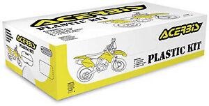 Acerbis Standard Plastic Kits Black 2070960001