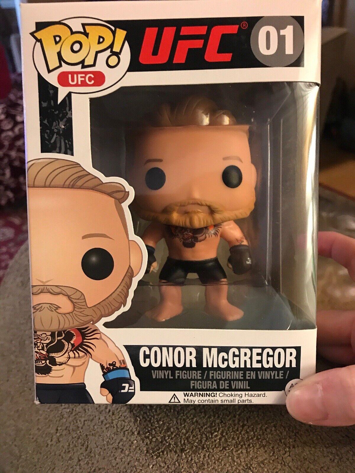 POP UFC Funko Conor McGregor Brand New In Box