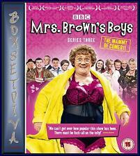 MRS BROWNS BOYS - COMPLETE BBC SERIES 3  ***BRAND NEW  DVD ***
