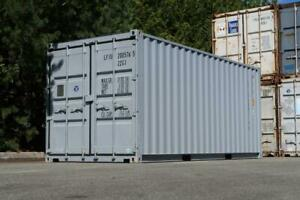 20 ft New/One-Trip Container British Columbia Preview