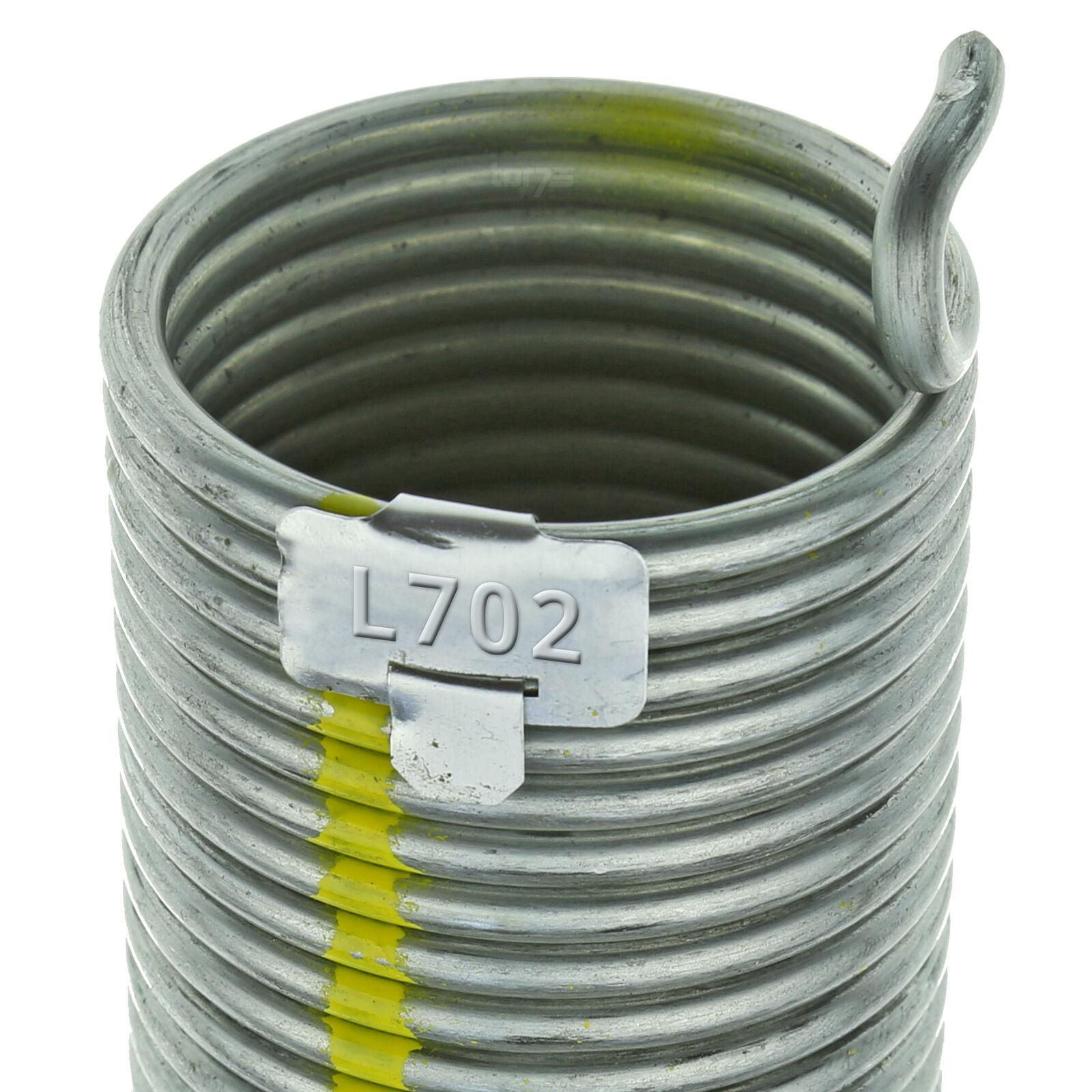 Hörmann Torsionsfeder L702   L21 original Hörmann Ersatzteil