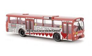 "#50762 - Brekina MB O 305 ""Kiesow"" der HHA - 1:87"