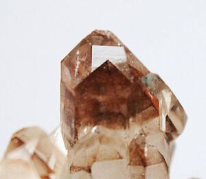 """AAA Rare NATURAL Red Ghost """"pyramid"""" Quartz Crystal Cluster Specimen"""