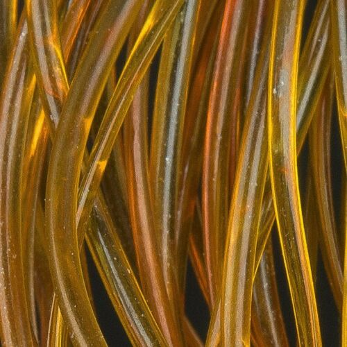 Hends Body Glass Half Round Various Colours Fly Tying High Quality