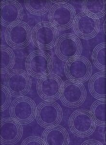 Feng Shui Fabric Collection Nesting Circles Grape Design by JB ... : jb quilting - Adamdwight.com