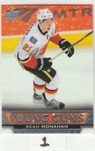 2013-13-14-Upper-Deck-242-Sean-Monahan-YG-RC-Young-Guns-Rookie
