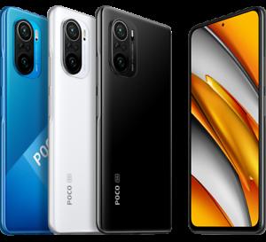 Xiaomi Poco F3 6Go 128Go 5G Smartphone Version Globale 48MP Dual Sim débloqué